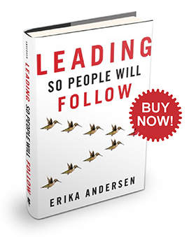 Leading So Poeple Will Follow Book Cover